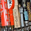 taps - A few of our 16 taps of Michigan Craft beer